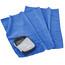 CAMPZ Micro Fibre Ręcznik L niebieski